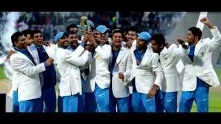 Men In Blue | Full Video | Team India | A. H. Babu