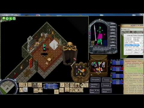 Mostrando World of Dread, Ultima Online 2016 con Tonyuo | Español