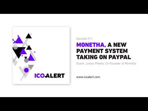 Monetha — a new crypto payment system taking on PayPal.