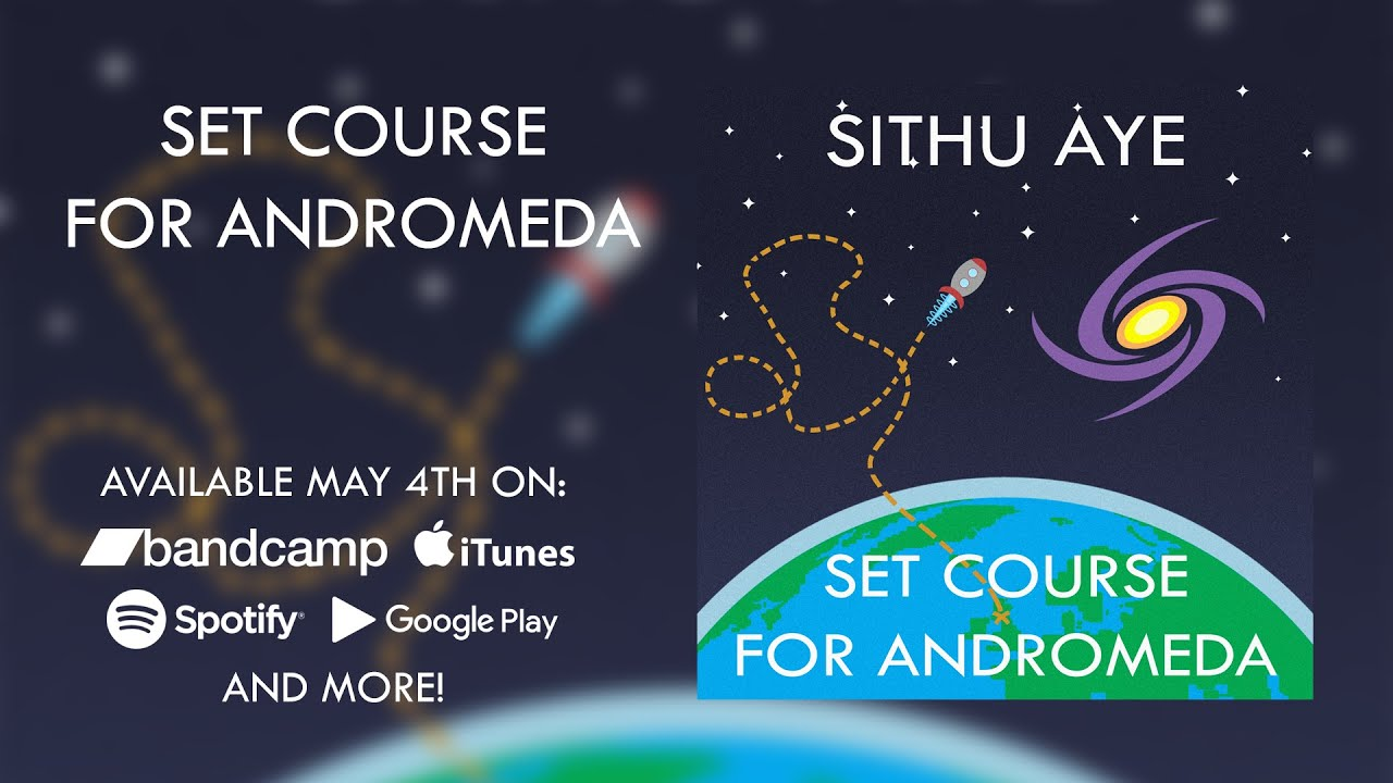 Download Sithu Aye - Set Course for Andromeda (Full Album Stream)
