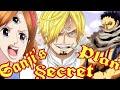 Sanji's Secret Plan ☆ Making Big Mom Unconscious ☆ One Piece 876 Manga Review ワンピース 876 [Spoiler]