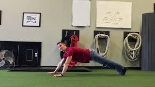 How to Crawl Sideways