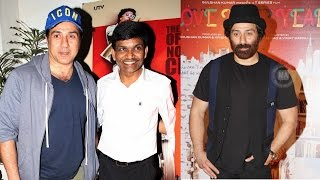 """""""Nobody Can Replace Amitabh Bachchan And Dharmendra In Sholay"""" Says Sunny Deol"""
