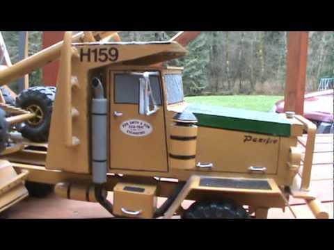 Pacific Logging Truck