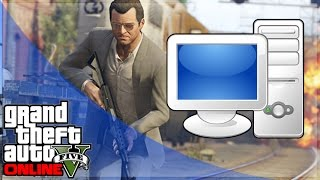 GTA 5 Online PC System Requirements and PC Testing Is Taking Place! (GTA 5 Gameplay)