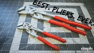 Tool Time Tuesday - Knipex Pliers (one of my favourite tools for the maker movement)