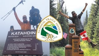 A Quick Message... AT & PCT 50th Anniversary!