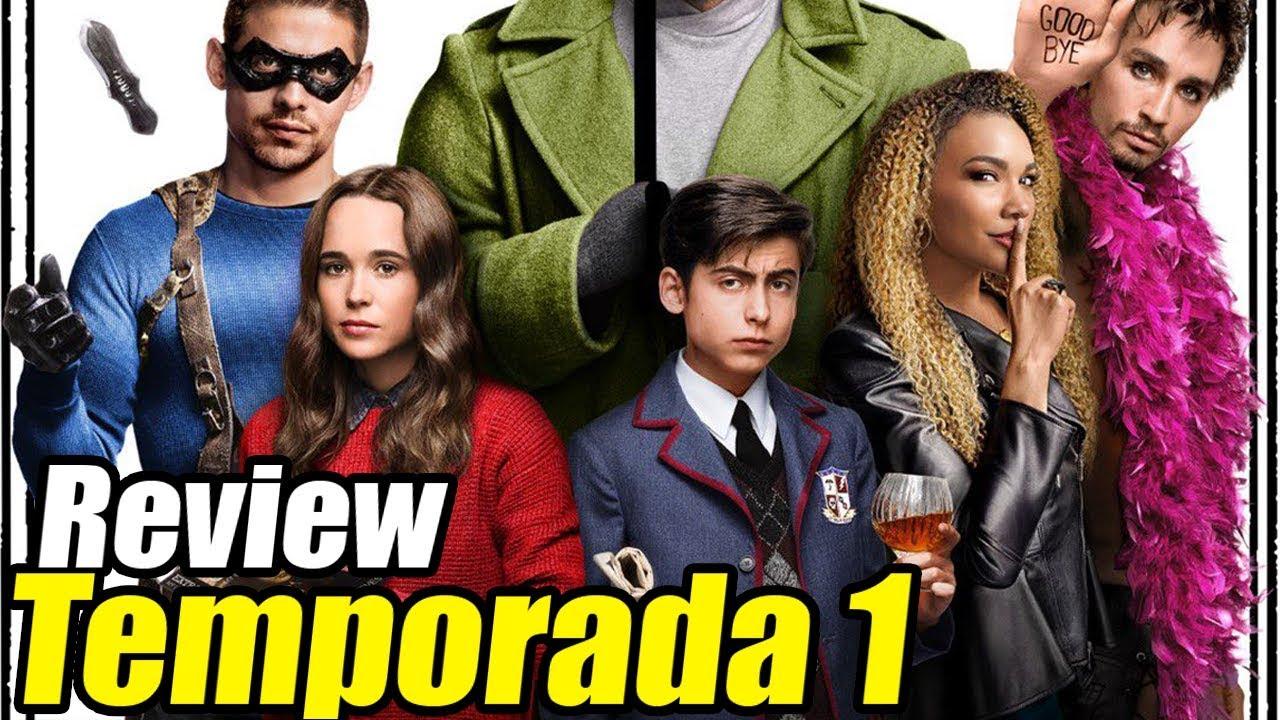 The Umbrella Academy Review Temporada 1 Youtube