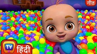 जौनी जौनी जी पापा - दरवाज़ा खोलो(Johny Johny Yes Papa ) - Hindi Rhymes for Children | ChuChuTV