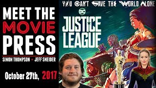 Meet the Movie Press for the Week of October 27th, 2017  - Meet the Movie Press