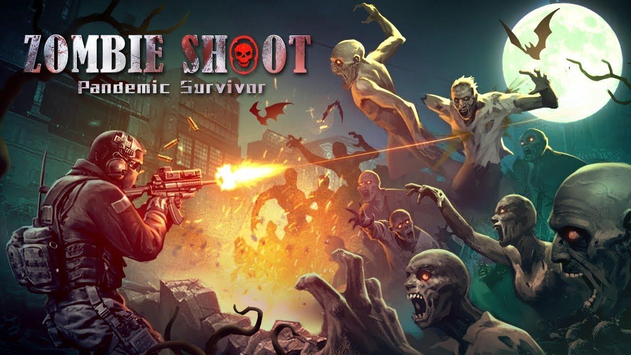 Zombie Shooter Pandemic Survivor By Joynowstudio