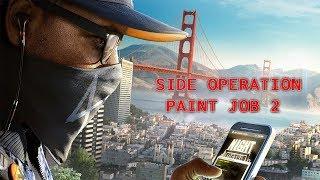 Watch Dogs 2 | Side Operation : Paint Job 2nd