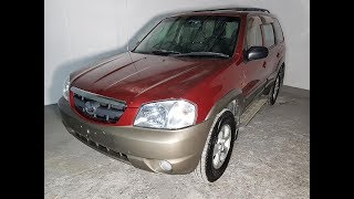 Automatic 4×4 SUV Mazda Tribute 2003 Review For Sale