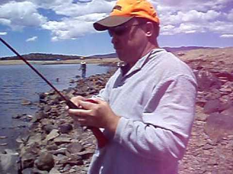 Trout fishing and camping trip to big lake white for Big lake az fishing report