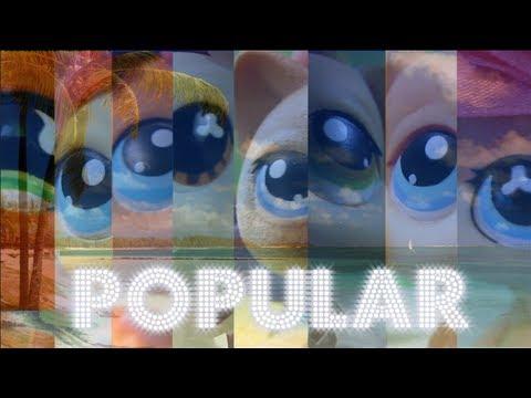 Littlest Pet Shop: Popular (Season 2 Opening Sequence) [WATCH IN 3D!]