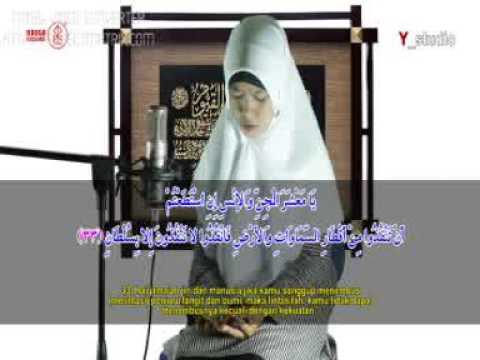 Download Lagu Maghfirah M Hussein Surat Ar Rahman Full Official Video HD