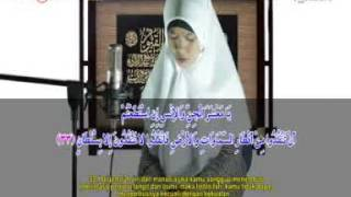 Maghfirah M Hussein Surat Ar Rahman Full Official Video HD