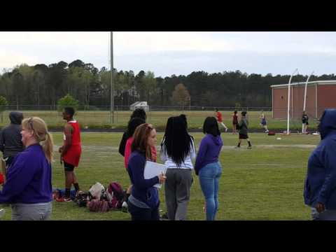 J 1st Track Meet 800m 04/06/2016 Havelock Middle School
