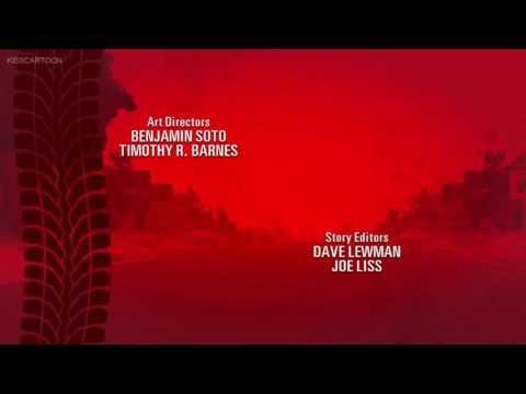 Kick Buttowski end credits