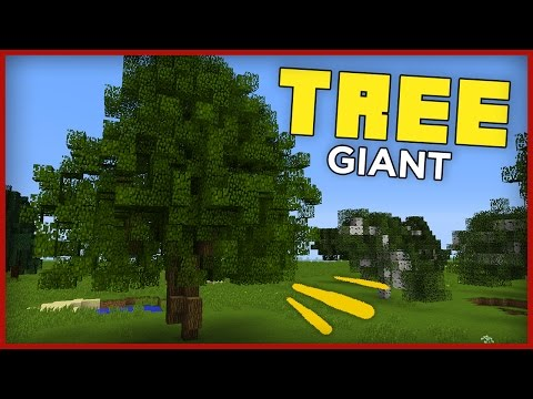 Better And GIANT TREES In One Command!