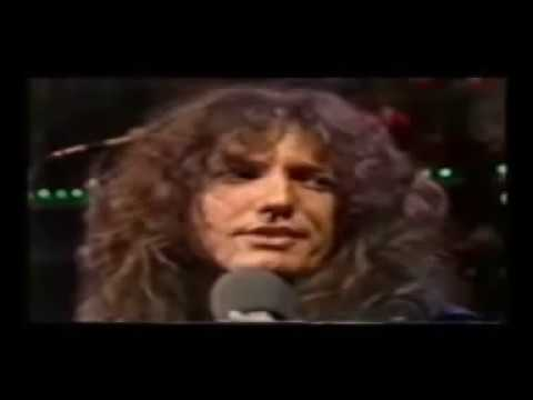David Coverdale & Cozy Powell Interview 1982