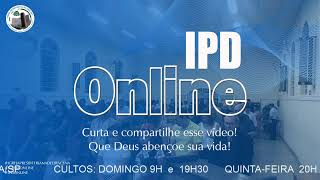 Escola Dominical - João 16 v 33 - Presb Marcelo Valcezi - 20/09/2020