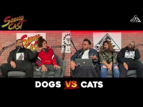 Dogs VS Cats | SquADD Cast Versus | Episode 8