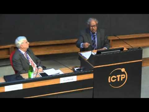 Day 1: Abdus Salam's Legacy,  Keynote Lecture CNR Rao
