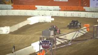 Steele Racing Battles it out at Robby Gordons Stadium Super Trucks Racing Series