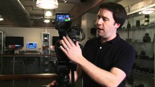 First Look: Canon EOS C300