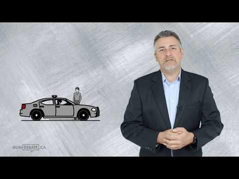 Видео Canadian gun control essay