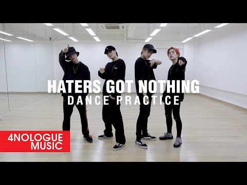 TRINITY | Haters Got Nothing : Dance Practice