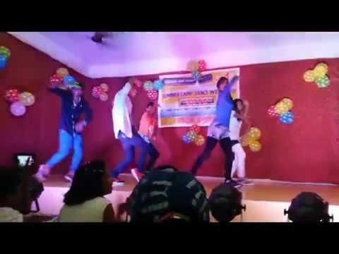 Jhanjhariya HIP HOP Mix@ Dance Masti With DINESH