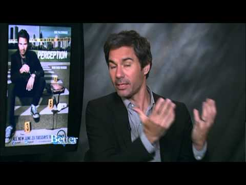 """Actor Eric McCormack joins us to talk about his TNT series """"Perception""""."""