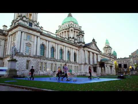 Belfast International Arts Festival Official Video!