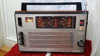 Океан В 216 (Selena). УКВ 88 -109 мГц. НЧ -вход.