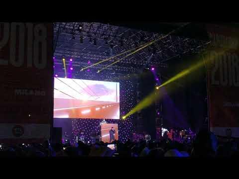 Stavo Pensando a Te ~ Fabri Fibra Live Milano 2018