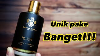 Mancera Black Gold / Indonesia Parfum Review + GIVEAWAY!!!