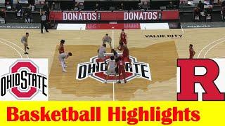 Rutgers vs <b>Ohio State Basketball</b> Game Highlights 12 23 2020 ...