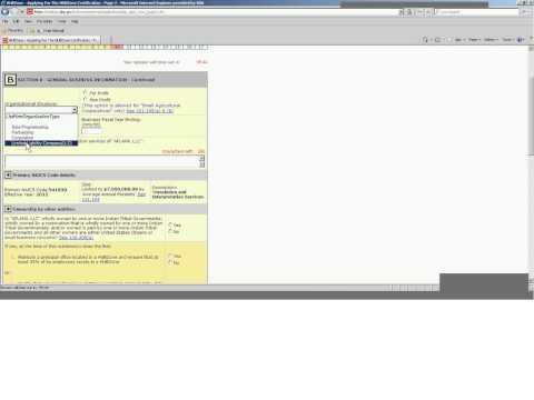 SBA HUBZone Program: Webinar Training