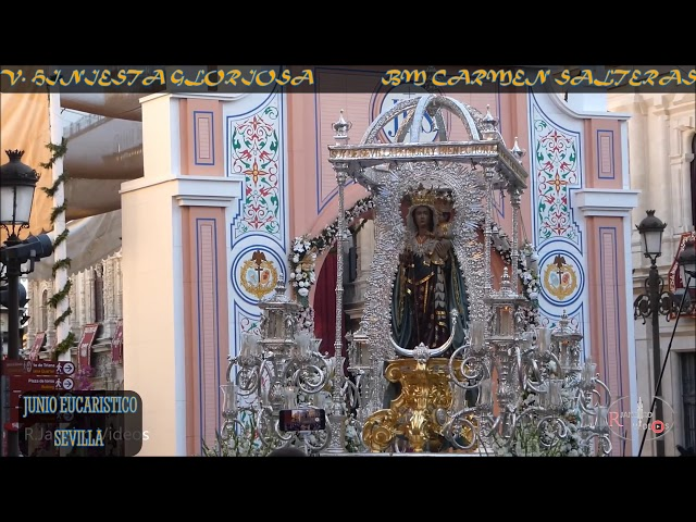 [Especial] Guía Sacramentales de Sevilla, Junio Eucarístico.