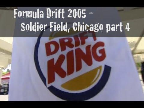 Formula Drift 2005 - Soldier Field, Chicago part 4