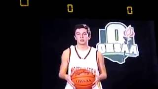 Tyler Joseph respect the game speech before his high school basketball game