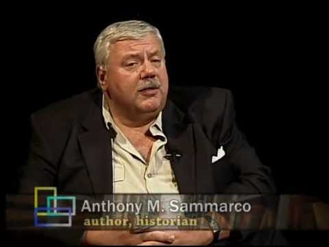 At the Library: Anthony Sammarco