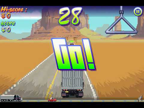 Truckers Delight: Episode 1 by Mobigame - iPhone game