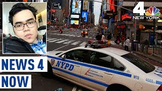 Times Square Terror Threat: Man Talked About Using Guns, Suicide Vest | News 4 Now