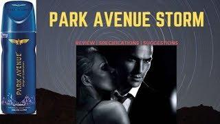 Park Avenue Storm Deodorant for Men Review in Hindi Park Avenue India