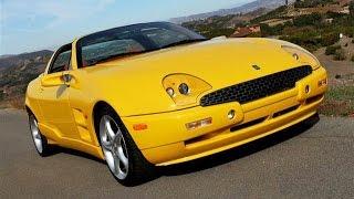Rare Automatic 2001 Qvale Mangusta for Sale