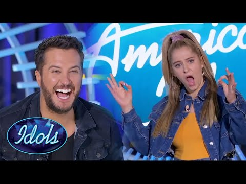THE MOST ENERGETIC CONTESTANT EVER | Idols Global
