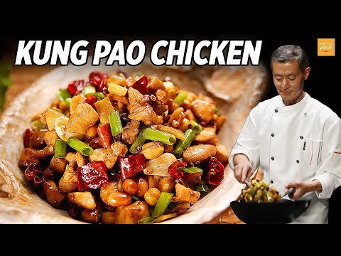 Chef's Favorite Kung Pao Chicken and Pepper Chicken l Authentic Chinese Food